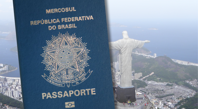 Brazilian Passport Iai Industrial Systems B V