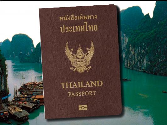 Thai Passport Iai Industrial Systems B V